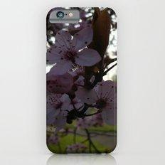 Dark Flowers iPhone 6s Slim Case