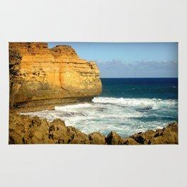 Limestone Cliffs Rug