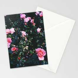 city of roses Stationery Cards