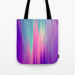 Beautiful Mermaid Colors Tote Bag