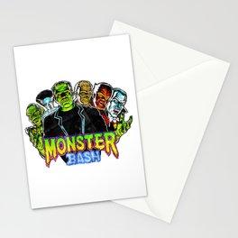 Monster Bash Stationery Cards