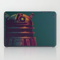 dalek iPad Cases featuring Dalek by KiloWhat