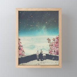 You Know we'll meet Again Framed Mini Art Print