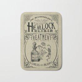 Dr. Schwindler's Original Hemlock Elixir Bath Mat