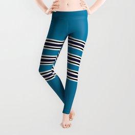 Classic Polo Stripe  Leggings