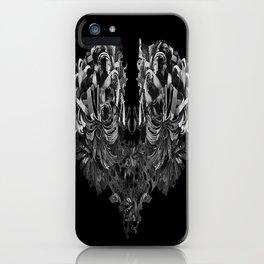 Paper Metal Heart  iPhone Case