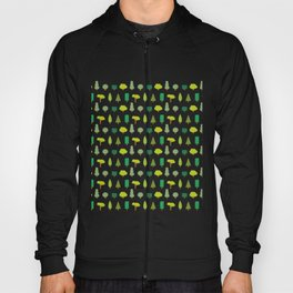 Trees and shapes Hoody