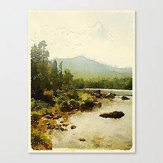Baxter State Park Canvas Print