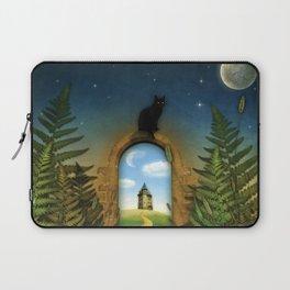 Moon Fairytale VI Laptop Sleeve