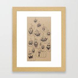 Jack Jamboree Framed Art Print