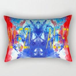 ALLEZ! ALLEZ! - Diptych Rectangular Pillow