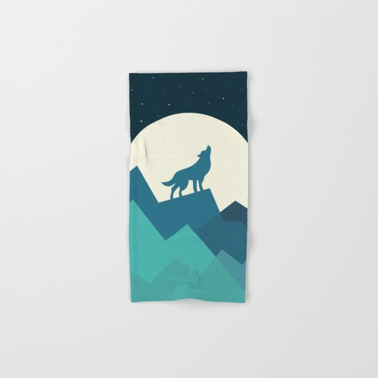 Keep The Wild In You Hand & Bath Towel