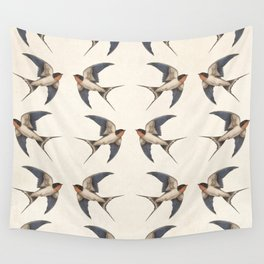 Barn Swallow Wall Tapestry