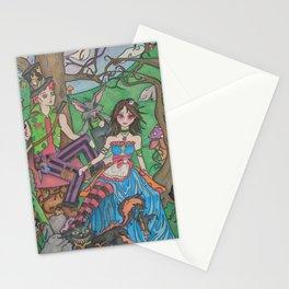 Wanderland Stationery Cards