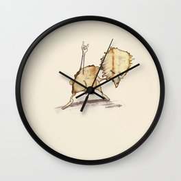 #coffeemonsters 503 Wall Clock