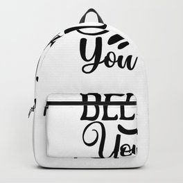 Water Bottle Designs Believe You Can and You Will Backpack