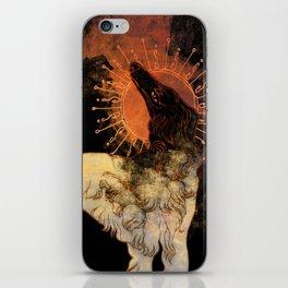 Fiery Beacon iPhone Skin
