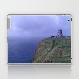 Fortress by the Sea Laptop & iPad Skin