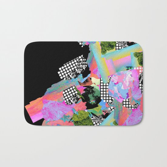 Loaded Gun Bath Mat