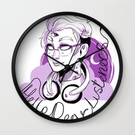 Hello dear listeners Wall Clock