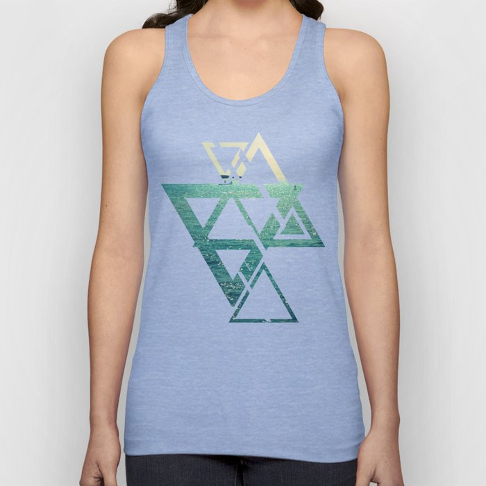 Sea is Always in your Mind Unisex Tank Top