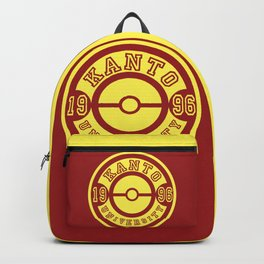 Kanto University 96 logo Backpack