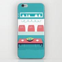 :::Minimal living room::: iPhone & iPod Skin