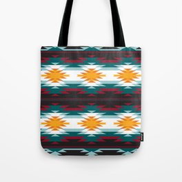Native American Inspired Design Tote Bag