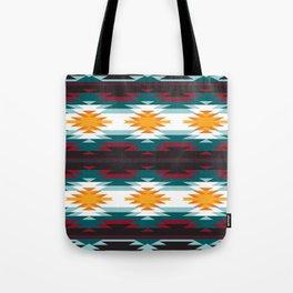 Native American Inspired Design Tote Bag