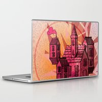 the lights Laptop & iPad Skins featuring Lights by Manfish Inc.