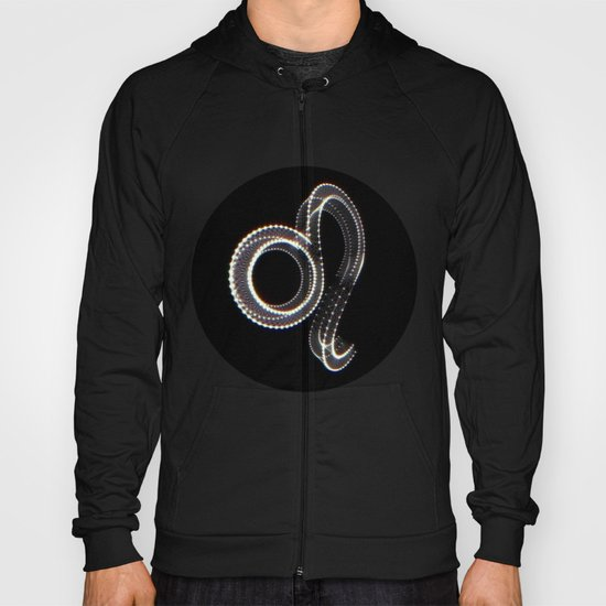 LION black edition (Link zodiac collection) Hoody