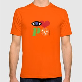 Eye Love P Ball Rebus #1 T-shirt