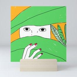 Sauvage 2 Mini Art Print