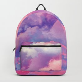 DREAMER Pastel Clouds Backpack