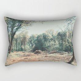 Woodchop ∆ Rectangular Pillow