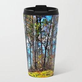 Across The Moss Travel Mug