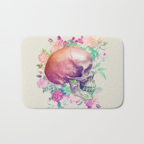 Skull I Bath Mat