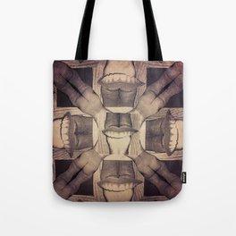 Big Smile  Tote Bag