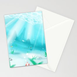 The Oatmeal Deep Stationery Cards