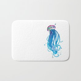 Cerulean Squishy Bath Mat