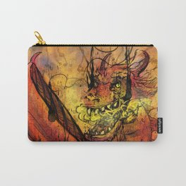 Dragon Fire Carry-All Pouch