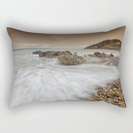 Bracelet Bay Gower Rectangular Pillow