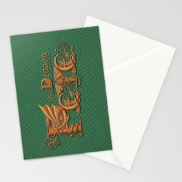 Pete, the Dragon Stationery Cards
