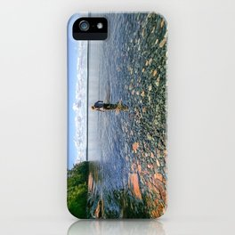 Lake Superior iPhone Case