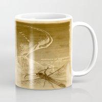 anatomy Mugs featuring Anatomy by ViviRajski