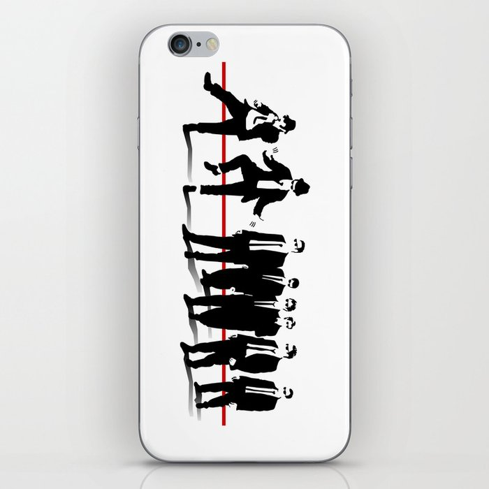 Reservoir Brothers iPhone Skin