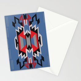 American Native Pattern No. 209 Stationery Cards