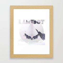 Amanda Grymez (The Rebirth 2.0) Framed Art Print