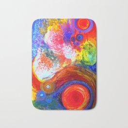 abstract #234 Bath Mat