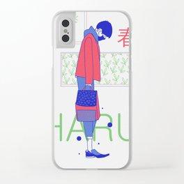 Haru Haru Clear iPhone Case